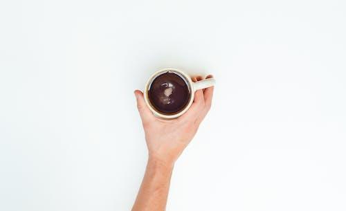 Imagine de stoc gratuită din cafea, cană, ceașcă, mână