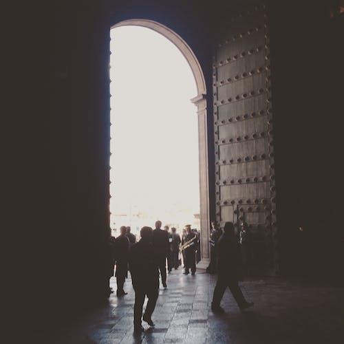 ドア, 光の無料の写真素材