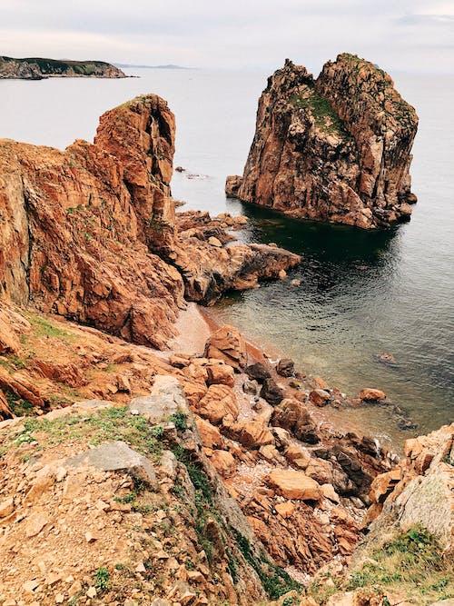 คลังภาพถ่ายฟรี ของ การท่องเที่ยว, การเดินทาง, ชายหาด, ตะวันลับฟ้า
