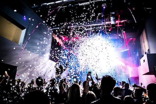 Kostenloses Stock Foto zu club, disco, feier