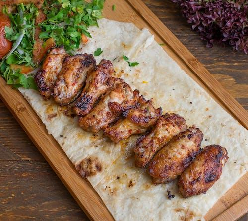 Fotos de stock gratuitas de almuerzo, carne, cena
