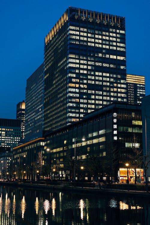 Бесплатное стоковое фото с Азия, архитектура, Архитектурное проектирование
