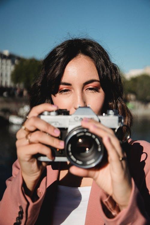Ảnh lưu trữ miễn phí về chụp hình, đàn bà, mắt