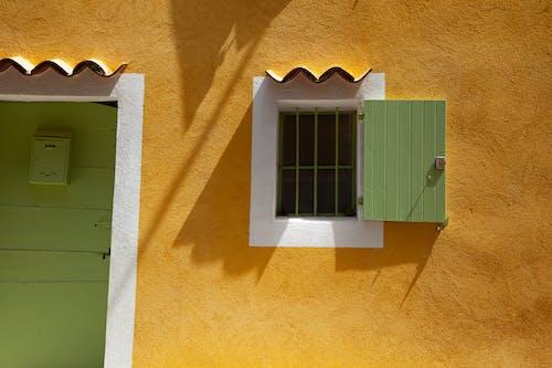 Foto d'estoc gratuïta de finestra oberta