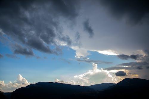 Foto d'estoc gratuïta de núvols cel