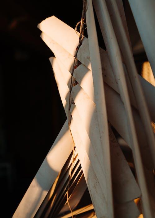 Бесплатное стоковое фото с Заброшенное здание, заброшенный, солнечный свет, тень