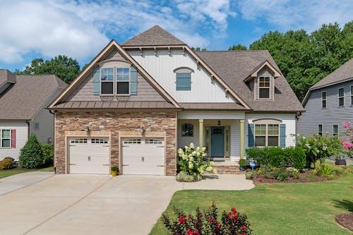 Photo of a House Facade
