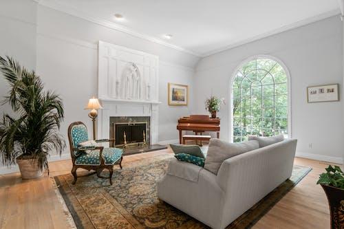 Fotos de stock gratuitas de adentro, alfombra, apartamento