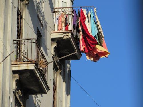 Free stock photo of balcon, cielo, cuba