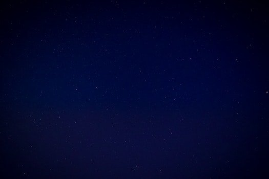 Free stock photo of night, blue, stars, astrophotography