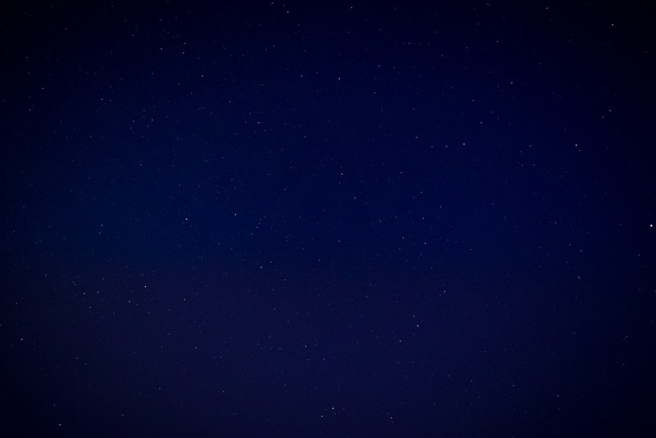 astrophotography, blue, night