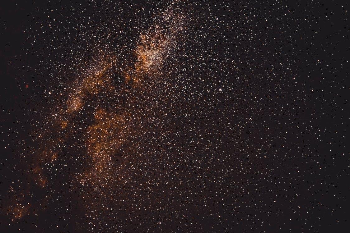 astrofotografie, astronomie, Calea Lactee