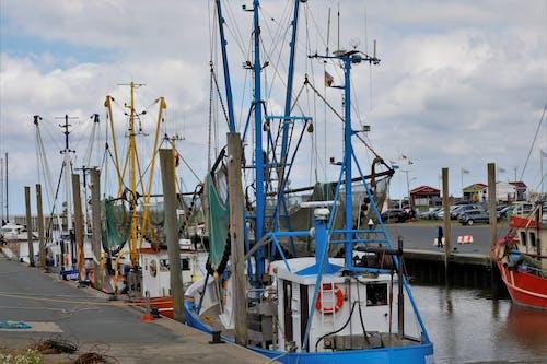 Free stock photo of fischhafen, Hafen