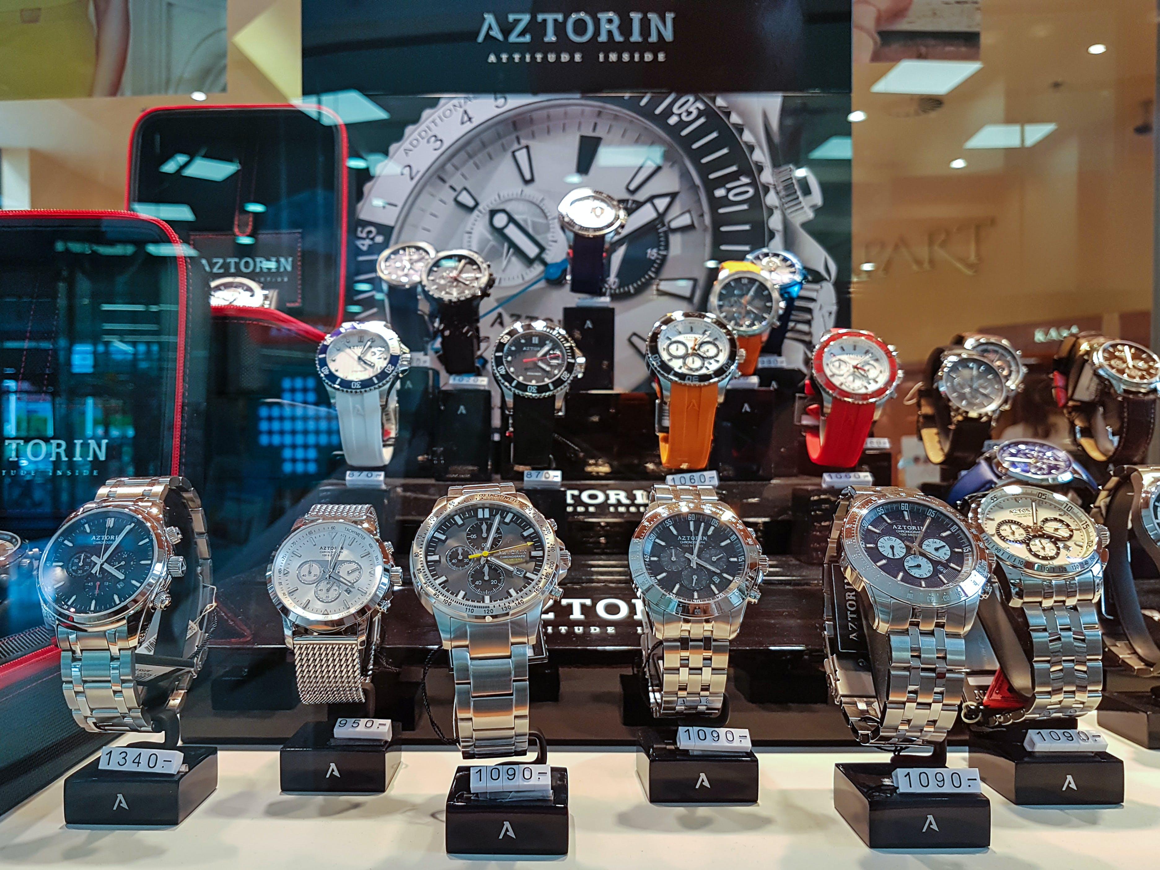 of anniversary, aztorin, boutique Watchmaker, brand