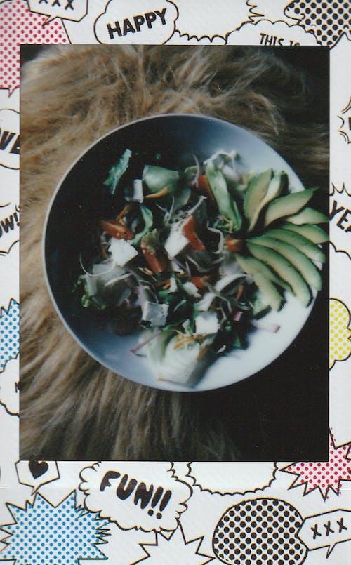 Fotos de stock gratuitas de aguacate, alimentación saludable, angulo alto, comida