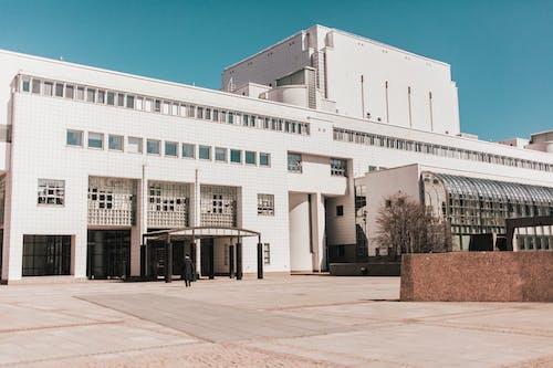 Základová fotografie zdarma na téma architektura, budova, cement