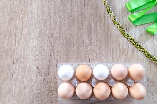 Free stock photo of art, creative, eggs, decoration