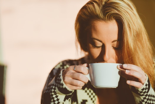 Free stock photo of person, woman, coffee, cup
