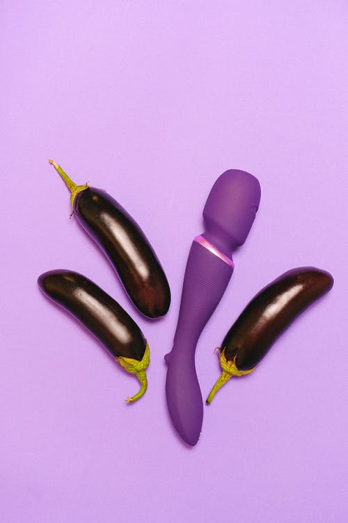 Eggplants and a Sex Toy