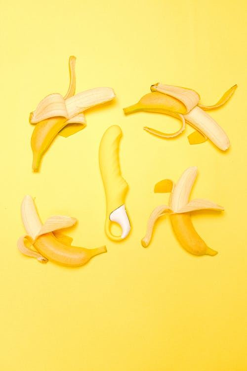 Bananas and Sex Toy