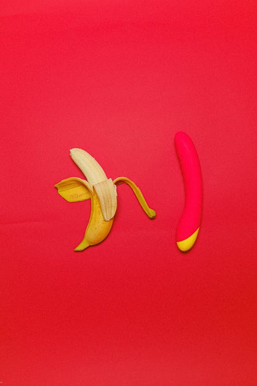 Banana and a Sex Toy