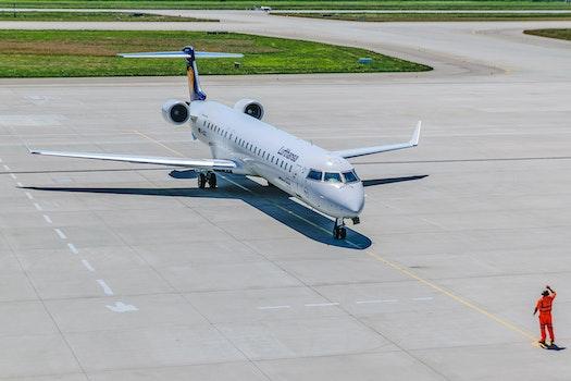 Free stock photo of flight, person, vehicle, technology