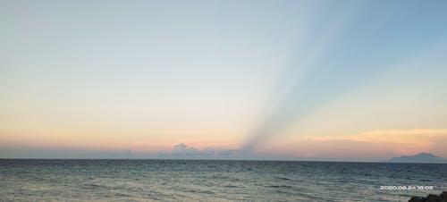 美丽的夕阳 的 免费素材图片