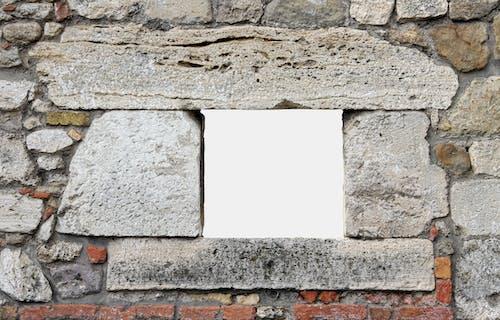 Kostnadsfri bild av fönster, sten