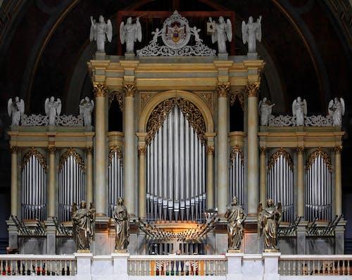 Kostnadsfri bild av musikinstrument, organ