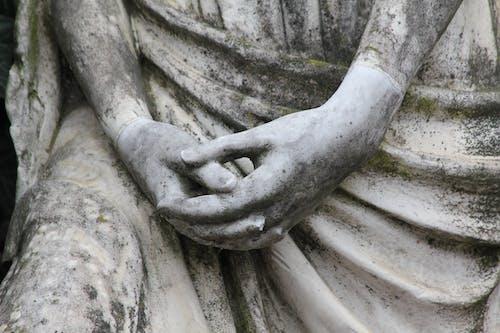 Kostnadsfri bild av hand, staty