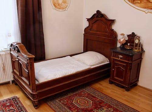 Kostnadsfri bild av säng, tidigt 1800-tal