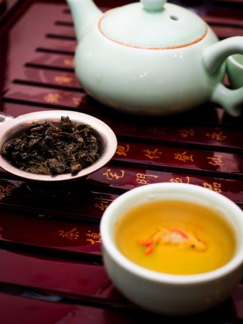 Безкоштовне стокове фото на тему «гарячий, Деревина, здоров'я, зелений чай»