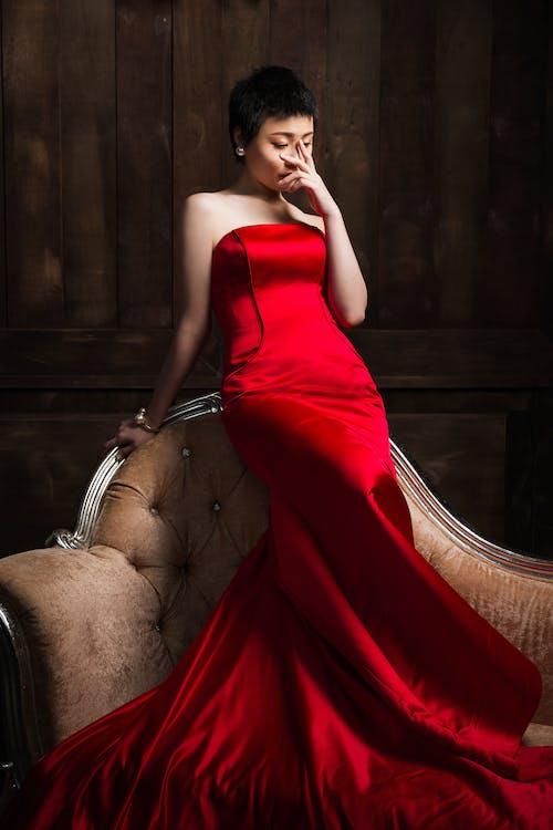 Ingyenes stockfotó álmodozó, álomszerű, amulett, ázsiai nő témában
