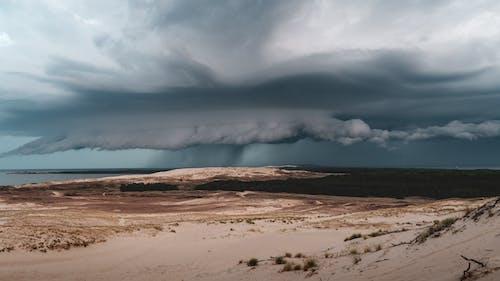 Бесплатное стоковое фото с буря, вода, вулкан, геология
