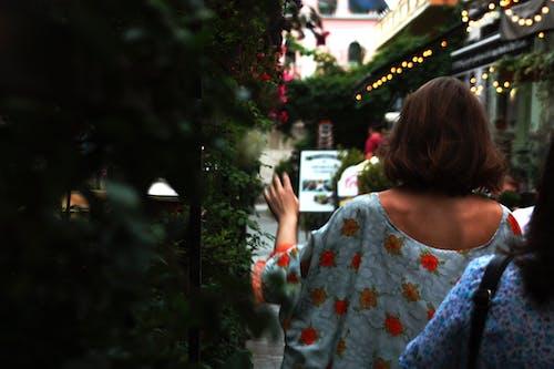 Бесплатное стоковое фото с Взрослый, волос, деревья, дневной свет