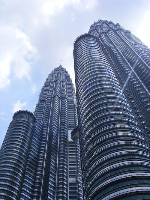 Základová fotografie zdarma na téma architektura, budova, kuala lumpur, moderní