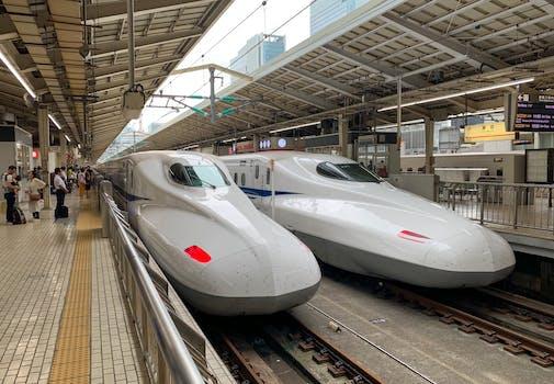 Travel with the Shinkansen