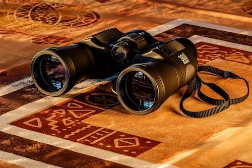 Foto d'estoc gratuïta de 360 graus, binoculars, catifa, corretja