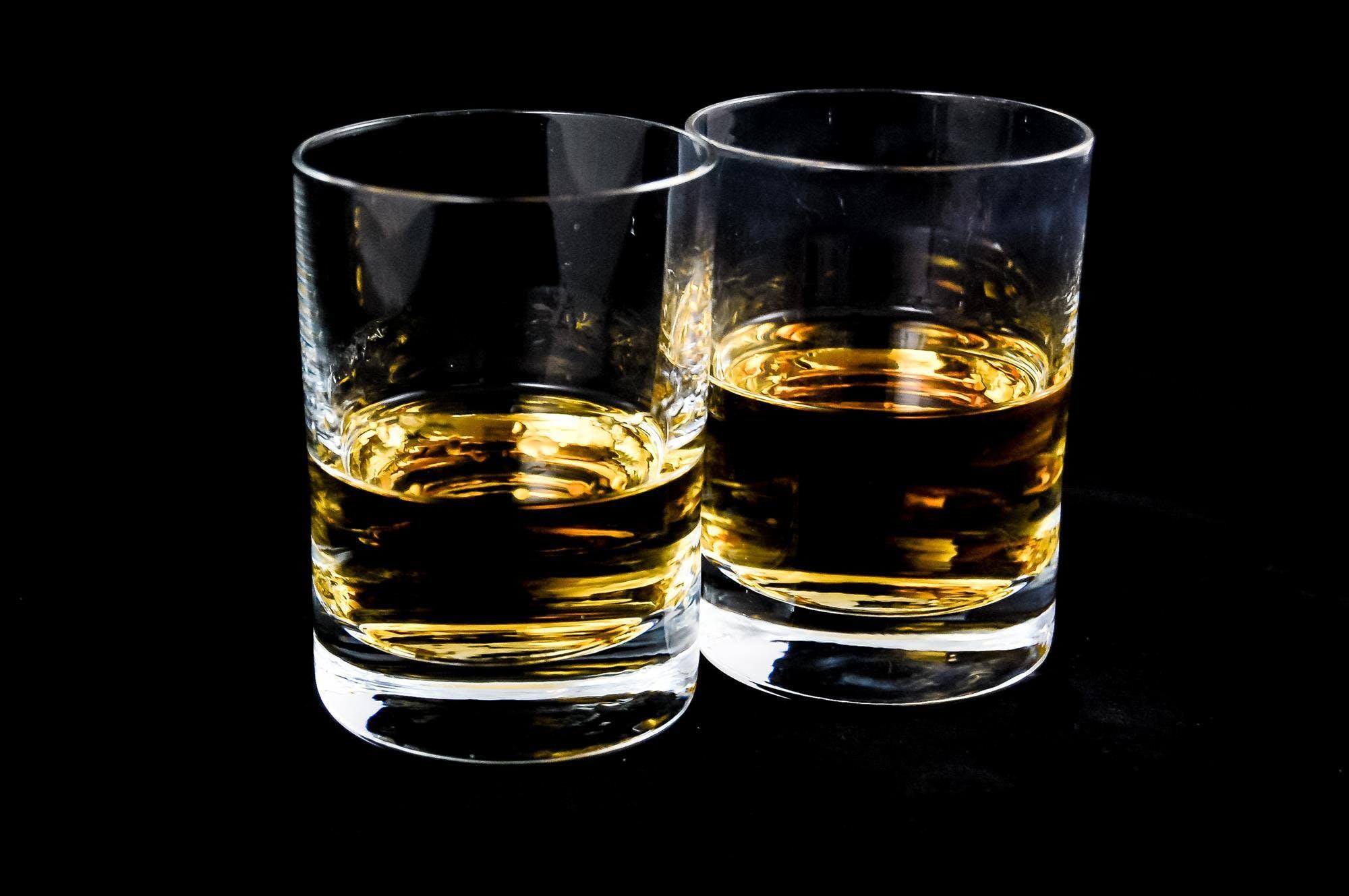 alkohol, brandy, cognac