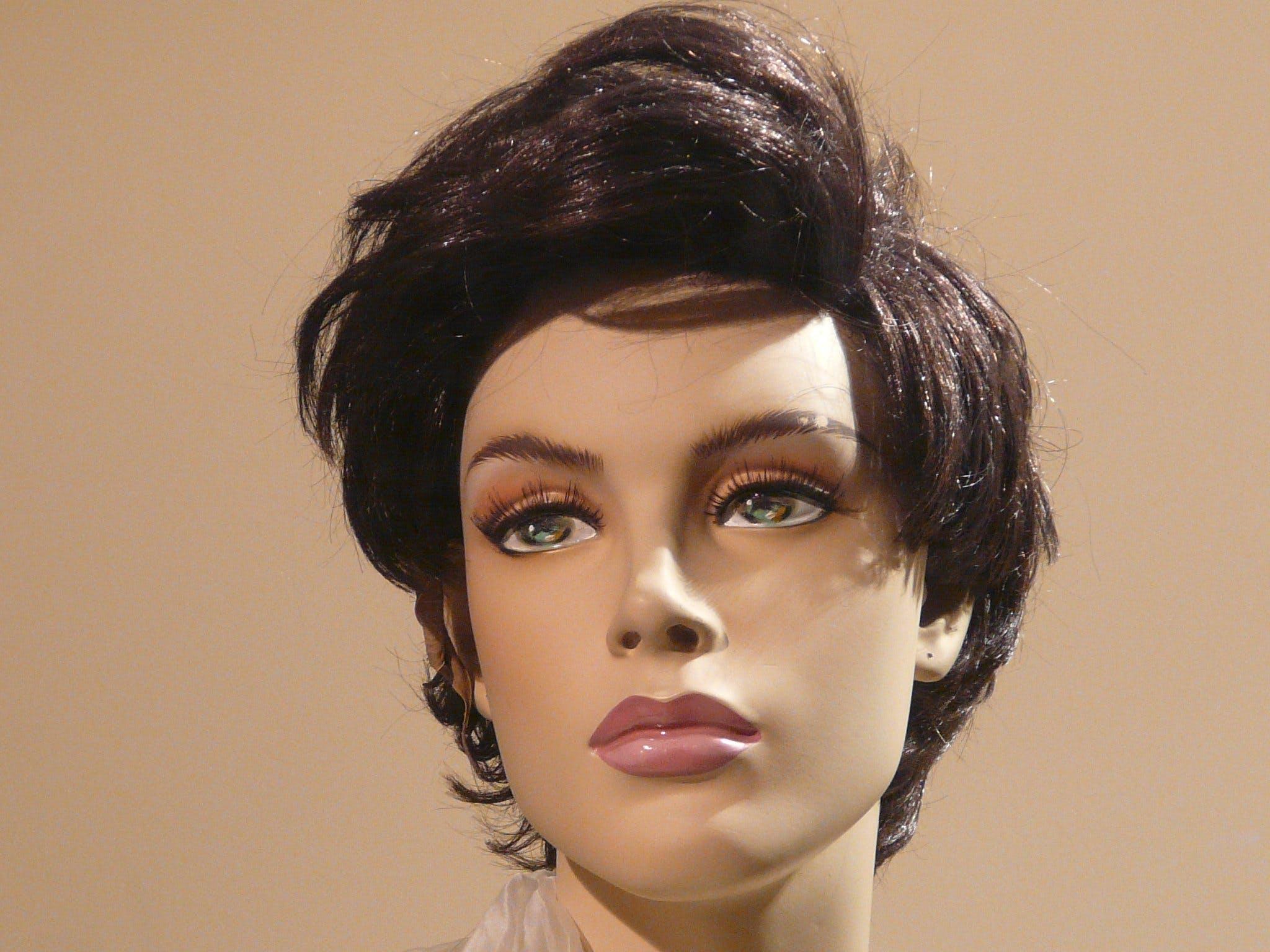 Woman Mannequin Face