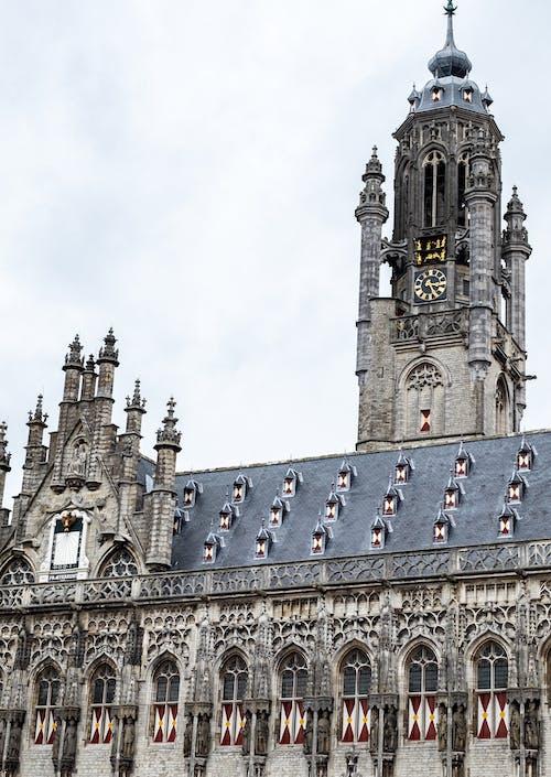 Ilmainen kuvapankkikuva tunnisteilla alankomaat, arkkitehtuuri, geloof, gootti