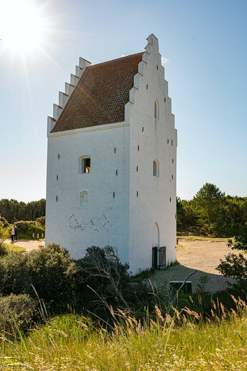 Free stock photo of church, sct laurentii kirke, the sanded church
