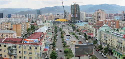 Free stock photo of city, mongolia, Ulaanbaatar