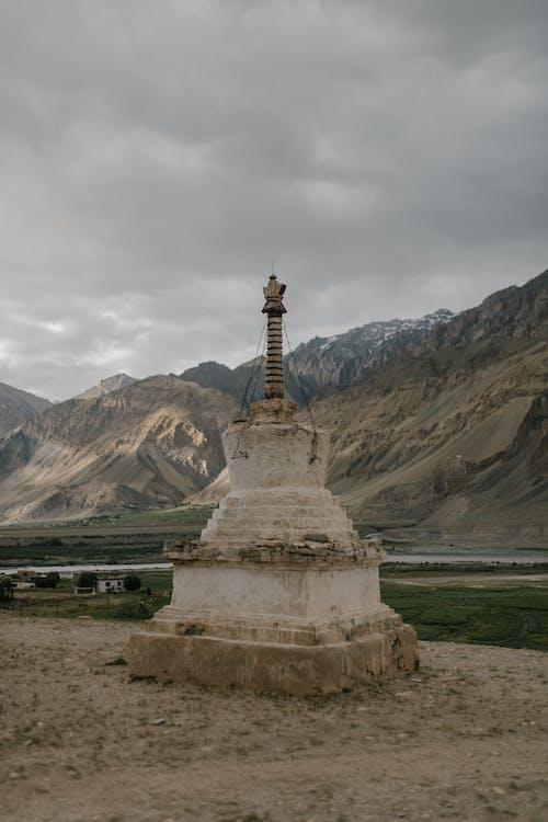 Ảnh lưu trữ miễn phí về Ấn Độ, bầu trời, bình yên, cây rơm