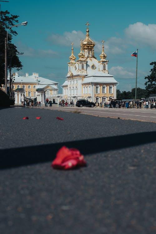 人, 俄國, 十字架, 城市 的 免費圖庫相片