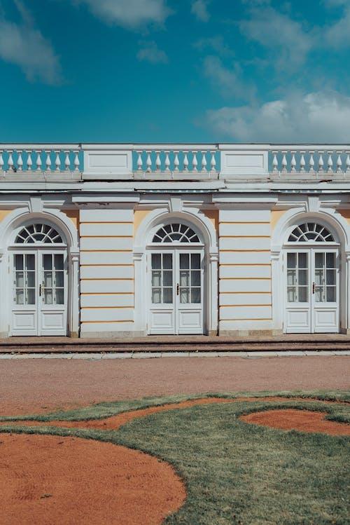 俄國, 入口, 別墅, 外觀 的 免費圖庫相片