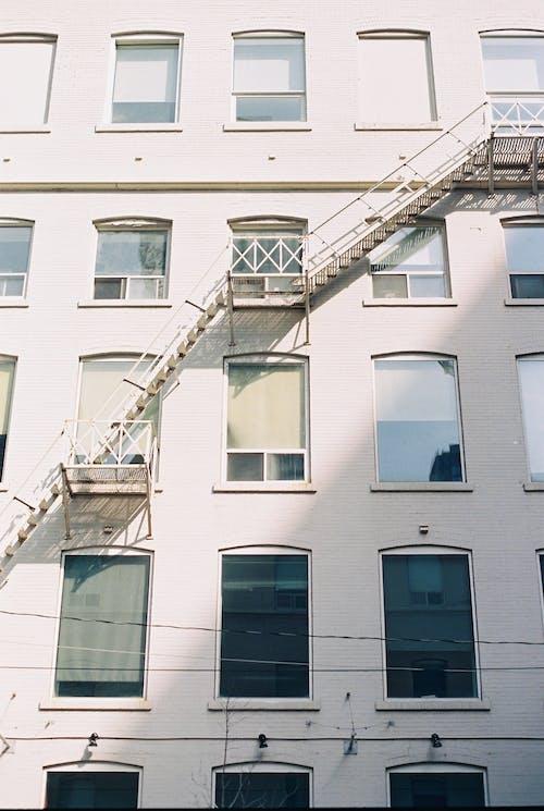 Photos gratuites de à plusieurs étages, acier, appartement