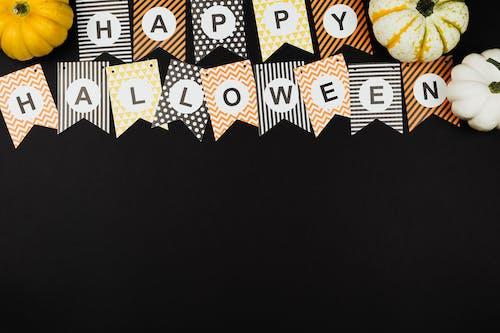 Fotos de stock gratuitas de calabazas, cartas, copy space, decoración