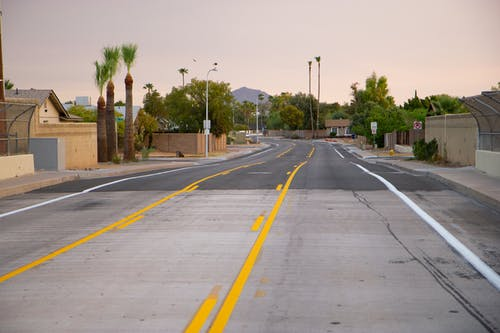 Free stock photo of covid 19, empty road, empty street, road