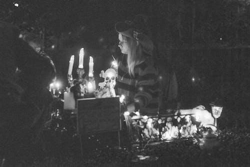 Free stock photo of ведьма, Москва, свет
